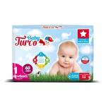 Baby Turco Bebek Bezi Yenidoğan 60 Adet