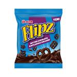 Ülker Flipz Bitter Çikolata Kaplamalı Kraker 60 g