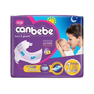 Canbebe Jumbo Paket Çocuk Bezi Yenidoğan (2-5 kg)