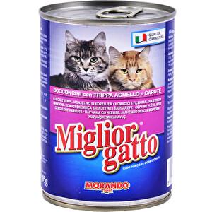 Miglior Gatto Kedi Konserve Maması Kuzu Etli 405 g