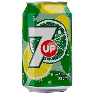 7 Up Limon Aromalı Gazlı İçecek Kutu 330 Ml