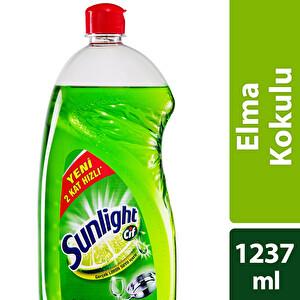 Cif Sunlight Bulaşık Deterjanı Elma Kokulu 1275 ml