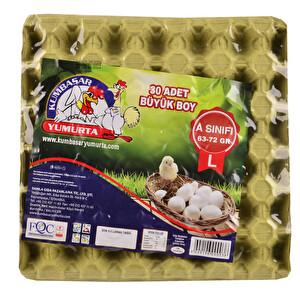 Kumbasar Yumurta 30'lu 63-72 g