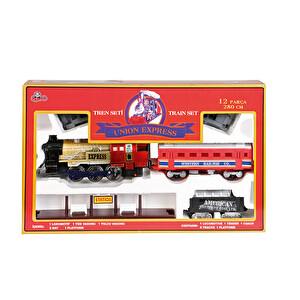 Vardem Oyuncak 12 Parça 280 cm Express Tren