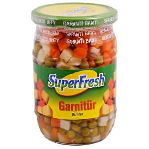Superfresh Garnitür Cam 570 g