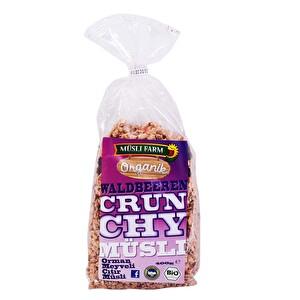 Müsli Farm Organik Crunchy Orman Meyveli Müsli 400 G