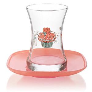 Cupcake Çay Seti