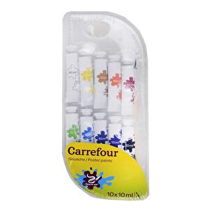 Carrefour 10'lu Guaj Boya 10ml