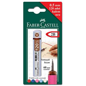 Faber Castell 120'li 0.5 Kalem Ucu
