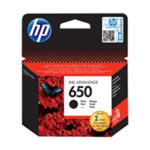 HP 650 Siyah Kartuş (CZ101AE)