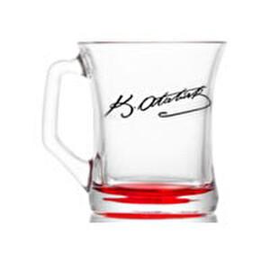 Zen Kupa Atatürk İmza Desenli