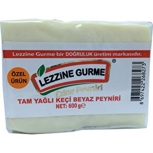 Lezzine Gurme Keçi Peyniri 600 g