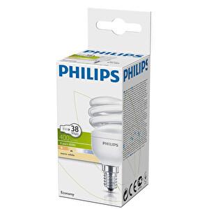 Philips Economy Spiral enerji tasarruflu ampul 8 W (45 W)