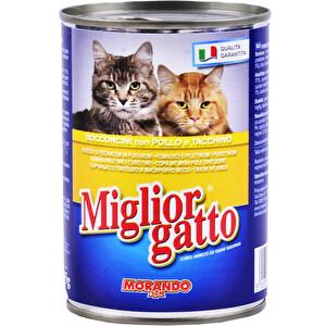 Miglior Gatto Tavuklu Kedi Konservesi 405 g
