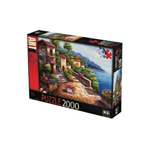 KS Games Yetişkin Puzzle 2000'lik