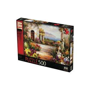 KS Games Yetişkin Puzzle 500'lük