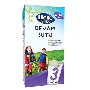 Hero Baby Devam Sütü 12-36 Ay 500 ml