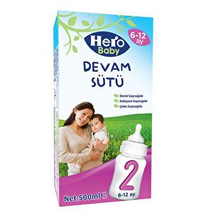 Hero Baby Devam Sütü 6-12 Ay 500 ml