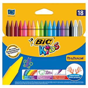 Bic Kids 18'li Pastel Boya