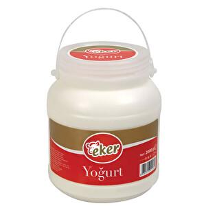 Eker Bidon Yoğurt 2 kg