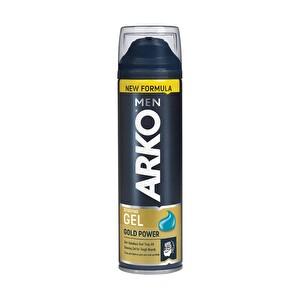 Arko Tıraş Jeli 200 ml Gold Power