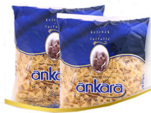 Ankara Kelebek Makarna 500 g