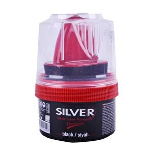 Silver Krem Ayakkabı Boyası Siyah 50 ml