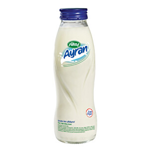 Sütaş Cam Şişe Ayran 300 ml