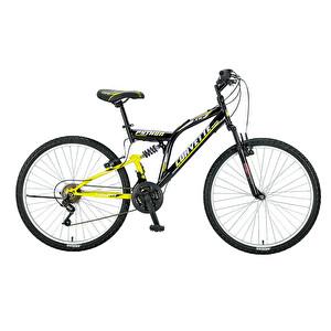 26 Jant Phyton Çift Amortisörlü Bisiklet (21 Vites)