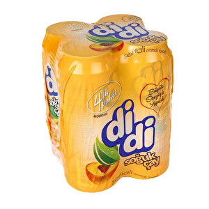 Didi Şeftali 4*500 ml