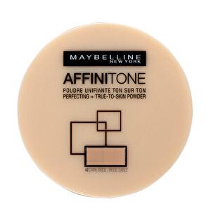 Maybelline New York Affinitone Pudra No:42 Dark Beige