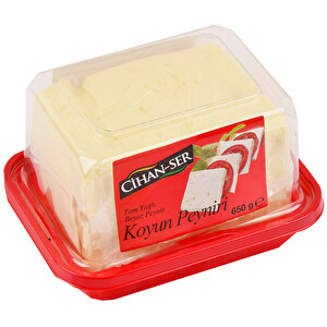 Cihanser Koyun Peyniri 650 g