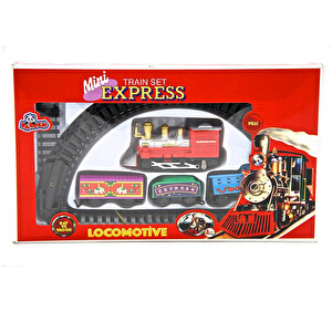 Mini Expres Tren Seti