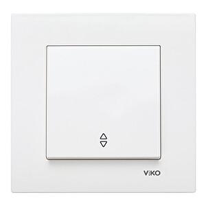 Viko Karre 90960704 Veavien Beyaz Anahtar