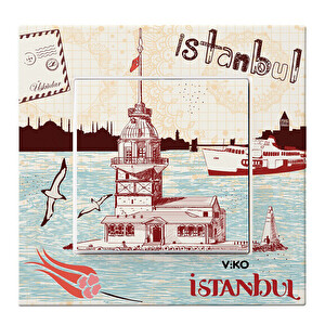 Viko Karre Cities İstanbul Anahtar