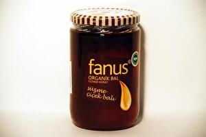 Fanus Org.Çiçek Balı 850GR