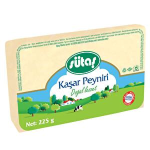 Sütaş Kaşar Peyniri 225 g
