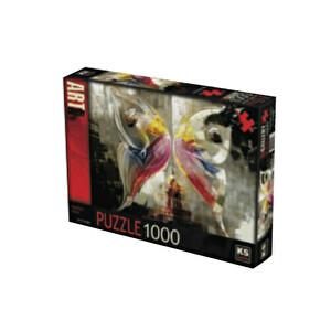 KS Games Yetişkin Puzzle 1000'lik