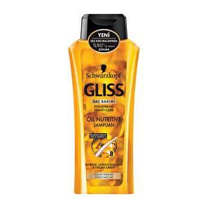 Gliss Şampuan Oil Nutritive 400 ml