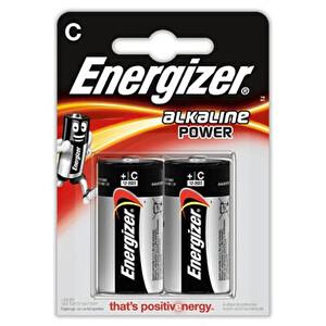 Energizer Alkalin Pil C 2'li