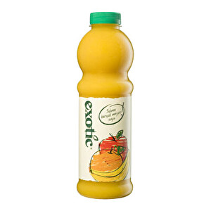 Exotic Muz Elma Portakal Suyu 330 ml