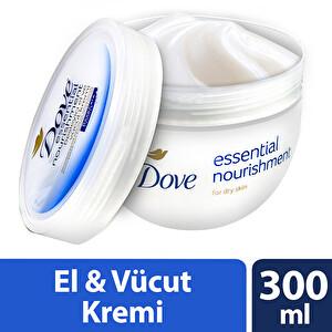 Dove Body Silk El-Vücut Kremi 300 ml
