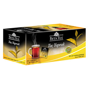 Beta Tea Taç Yaprak Bardak Poşet 25'li