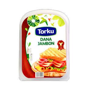 Torku Dilimli Dana Jambon 120 g