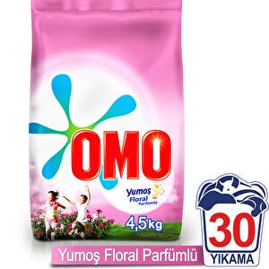 Omomatik Yumoş Floral 4.5 kg
