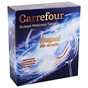 Carrefour Bulaşık Makinası Tableti 40'lı