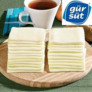 Gürsüt Dilimli Taze Kaşar Peyniri kg