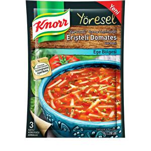 Knorr Sızma Zeytinyağlı Erişteli Domates Çorbası 86 g