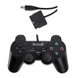 Kontorland KT-2083 USB Kablolu Analog Game Pad