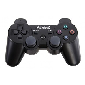 Kontorland PS-3005 PS3 Bluetooth Analog Gamepad